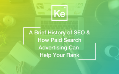 A Brief History of SEO & How Paid Search Advertising Can Help Your Rank