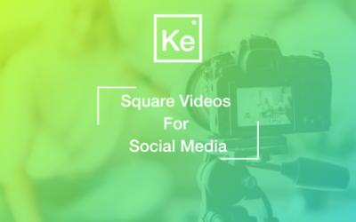Square Videos For Social Media