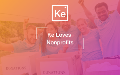 Ke Loves Nonprofits
