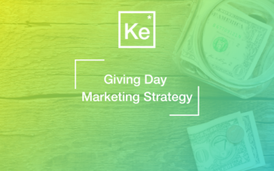 Giving Day Marketing Strategy