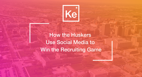 How the Huskers Use Social Media to Win the Recruiting Game