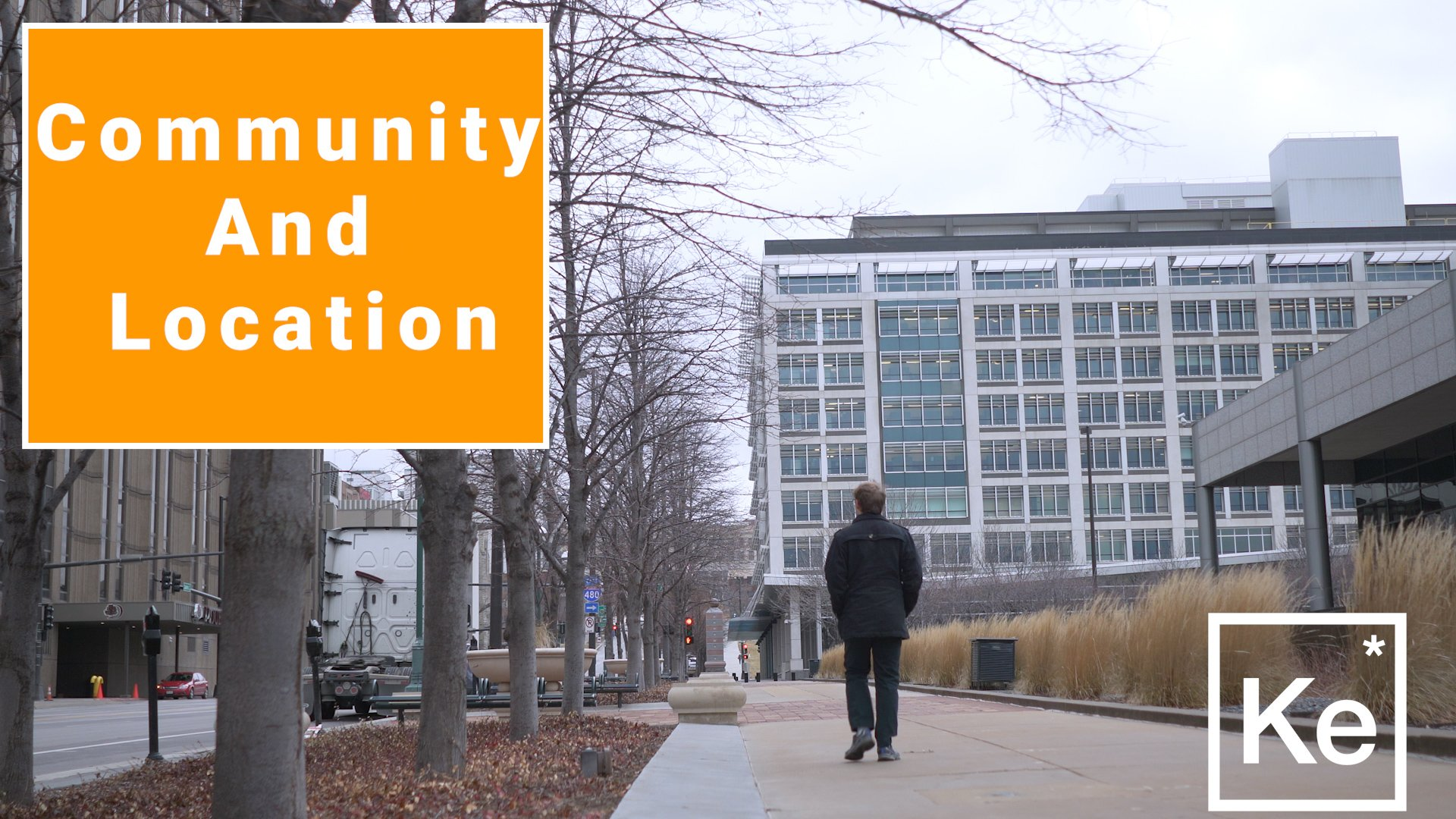 Community and Location