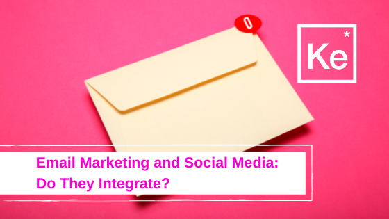 email marketing and social media do they integrate
