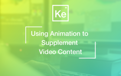 Using Animation to Supplement Video Content
