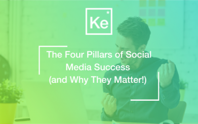 The Four Pillars of Social Media Success (and Why They Matter!)