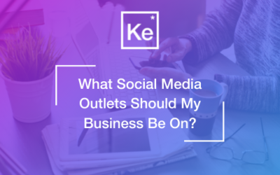 What Social Media Outlets Should My Business Be On?