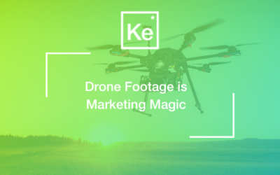 Drone Footage is Marketing Magic